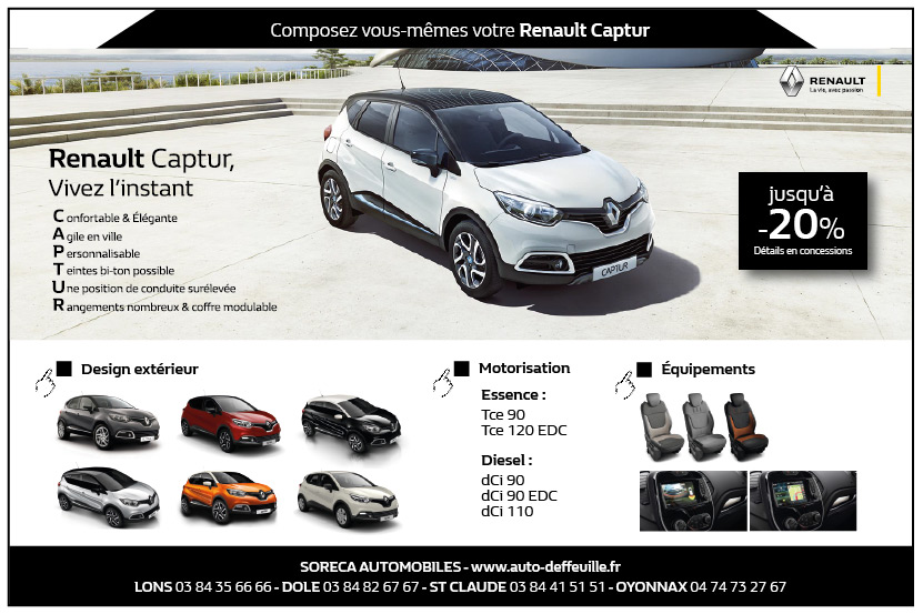 promotions renault groupe deffeuille automobiles. Black Bedroom Furniture Sets. Home Design Ideas